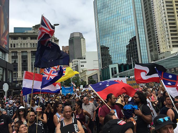TPP demonstration