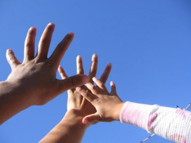 Reach for sky