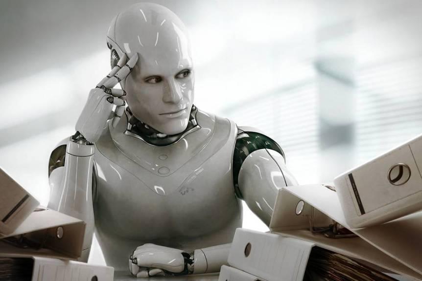 AI has already taken over