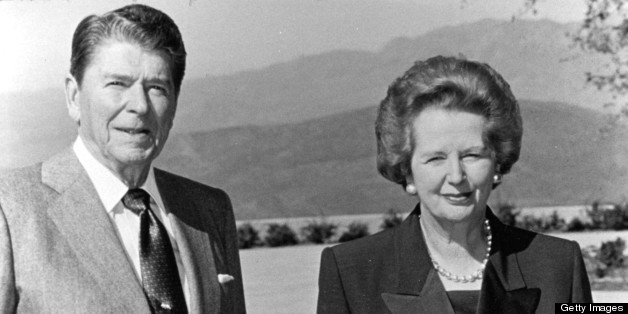 Ronald Reagan Visits The Ronald Reagan Presidential Library
